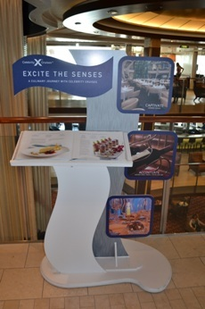 Excite the Senses Culinary Theme Cruise - IMAGE Library