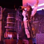 Pirates of the Caribbean en el Disney Fantasy