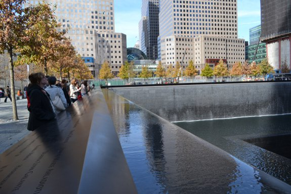 9/11 Memorial-Gregorio May