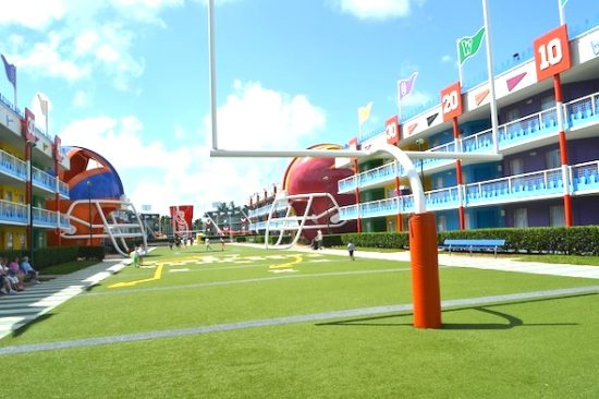 Disneys All-Star Sports Resort