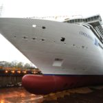El Float Out del Costa Diadema