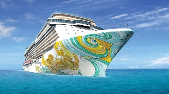 Norwegia Getaway. Foto: Norwegian Cruise Line