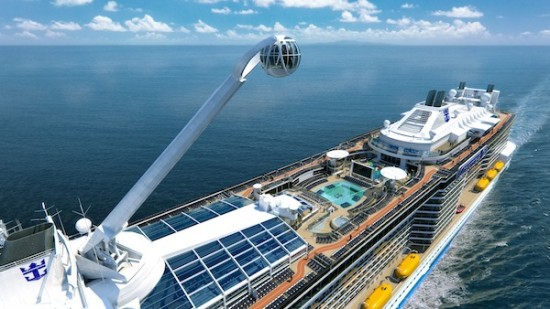 Quantum of the Seas. Foto: Royal Caribbean International