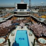 Regal Princess Sets Sail on Inaugural Voyage