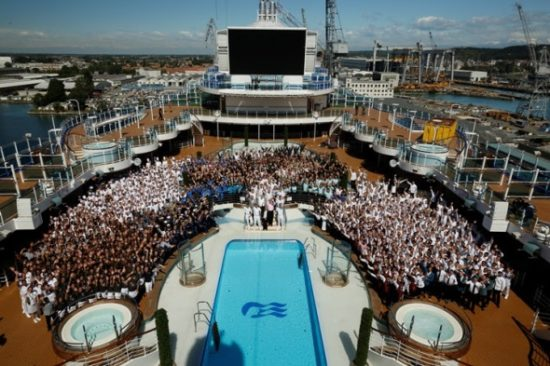 Regal Princess/Princess Cruises