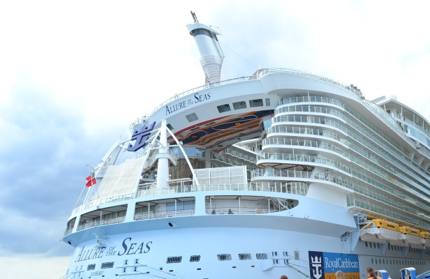 Allure of the Seas. Foto Gregorio Mayí.