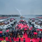 Viking River Cruises christens 12 new ships