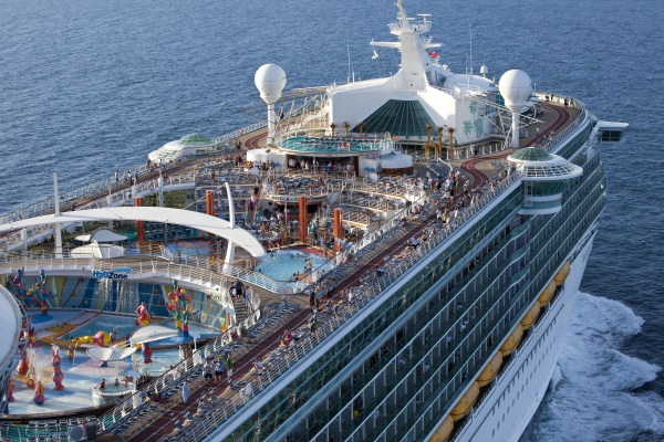 Freedom of the Seas. Foto Royal Caribbean International