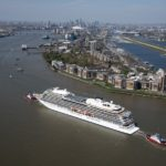 Viking Ocean Cruises christens second ship