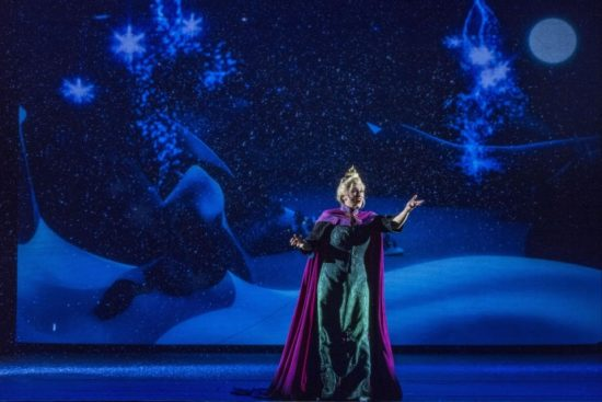Frozen, A Musical Spectacular. Foto Disney Cruise Line.