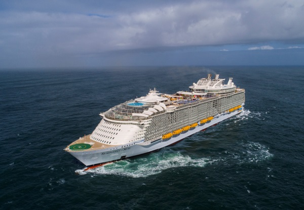 Symphony of the Seas. Foto Royal Caribbean.